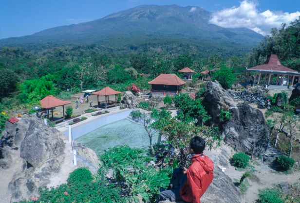 Argo munung, wisata baru di Ngawi